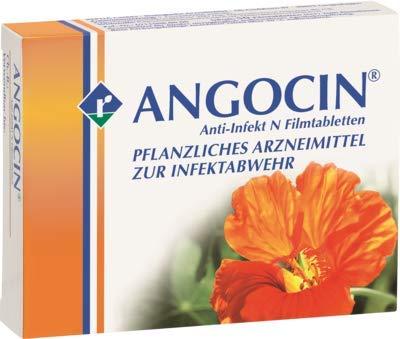 ANGOCIN Anti-Infekt N, 100 St. Filmtabletten