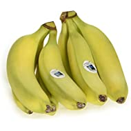 Curious Fairtrade Ripe and Ready Small Bananas Pack of 8