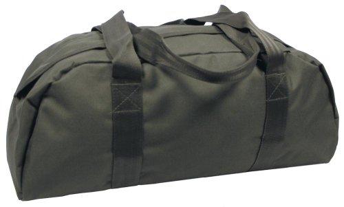 Werkzeugtasche, oliv, Größe 51 x 18 x 21 cm (Große Vinyl-laptop-tasche)