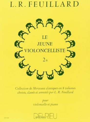 Jeune violoncelliste (Le) Volume 2B
