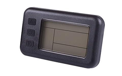 KT-LCD1 Display 24V / 36V für Pedelec, Elektrofahrrad, E-Bike