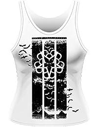 Black Veil Brides - Girl-Tank Vest Bat Country (in S)