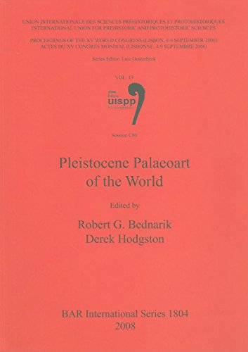 C80-serie (Pleistocene Palaeoart of the World: Volume 19, Session C80 (British Archaeological Reports British Series, Band 1804))