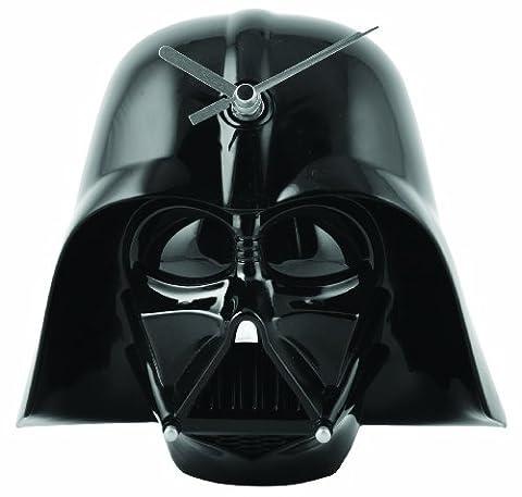 Star Wars - Clone Wars 3D Darth Vader Uhr, 20x11x20 cm - 21340