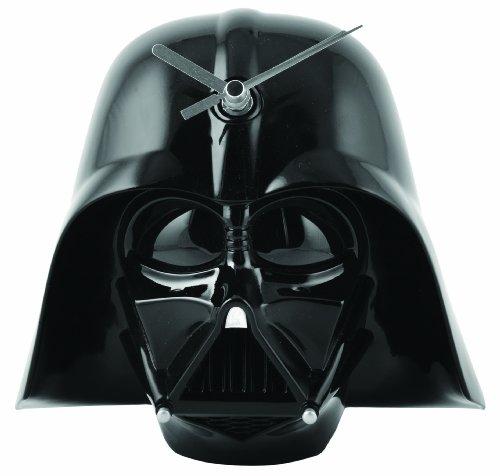 Wesco - Darth Vader Reloj de escritorio analógico