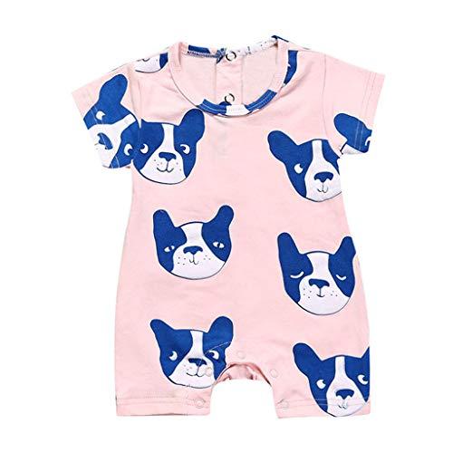 all Neugeborene Kinder Baby Jungen Cartoon Tier Print Spielanzug Overalls Kleidung Sommer,Jumpsuit Strampler Bodysuit Säugling Spielanzug Schlafanzug Outfit Allence ()