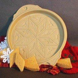 Brown Bag Norwegian Woods Shortbread Pan / Reindeer Design by Brown Bag Brown Bag Shortbread Pan