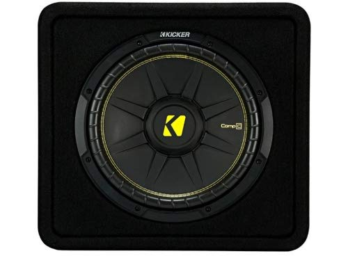 Kicker VCompC122 (VCWC122) - 30cm Bassreflexbox