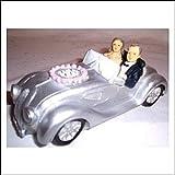 Spardose Silber Hochzeitspaar