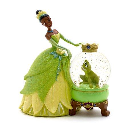 Disney, Küss den Frosch, Tiana Naveen Schneekugel - 11 (Disney Tiana)