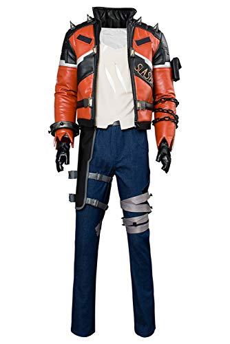 acket Outfit Slasher Skin Cosplay Kostüm Herren L ()