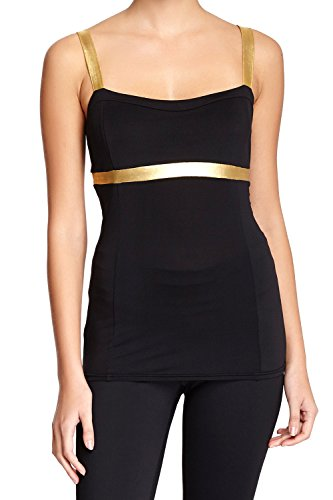 isaac-mizrahi-womens-sport-gold-trim-camisole-black-large