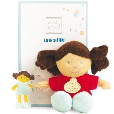 UNICEF - Poupée framboise