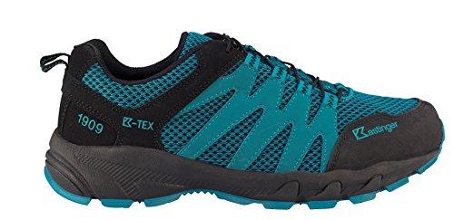 af2ef44737e KASTINGER - Power-Trail - Trail Running Shoes Size 46, Black/Blue