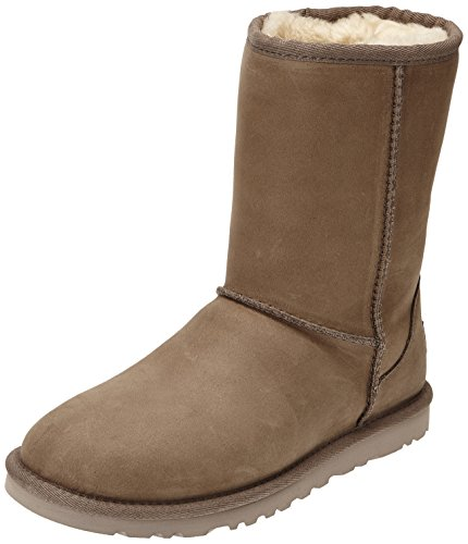 ugg-ugg-w-classic-short-leather-damen-halbschaft-schlupfstiefel-grau-fea-38-eu-55-damen-uk