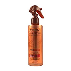L'Oreal Sleek Sulphate-Free Heat Protection Smoothing Mist 200 Ml