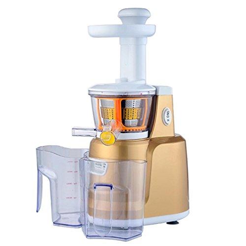 XJ Maschine Saft thermischer Speed Multifunktionsgerät Champagner