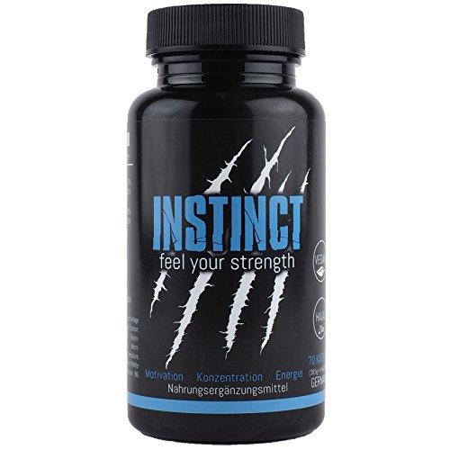 Gym Nutrition Instinct