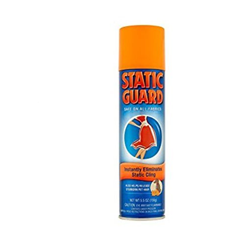 Albert 00441 Static Guard Anti-Static Spray - 5.5 oz. -  by Static Guard