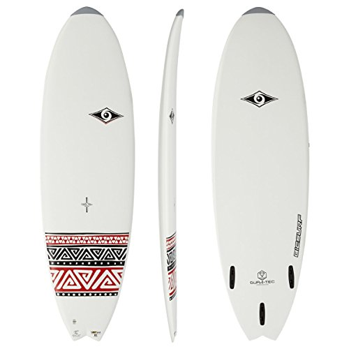 "BIC 5\'10\"" Fish DURA-TEC Surfboard"