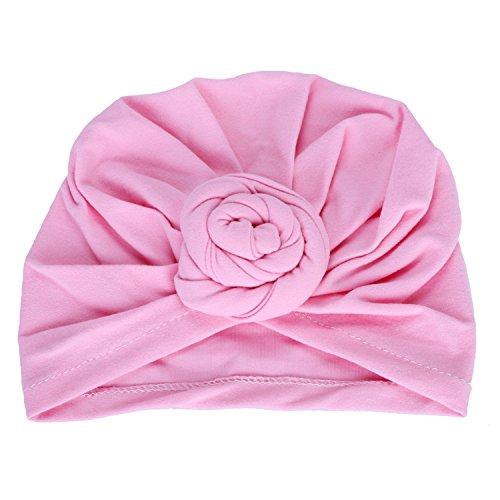 Bonnet d'été Bébé Nouveau-né Chapeau de Soleil Bébé Visière Plage Unisexe Doux Turban Personnalisé en Coton Ajustable Respirant Indien Casquette pour Enfants Petits Filles Garçons(1-6ans)