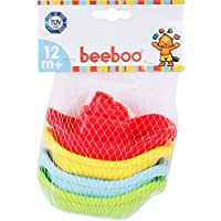 VEDES Großhandel GmbH - Ware BEEBOO Net Baby Bath Boats (Pack of 4