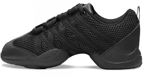 BLOCH Criss Cross Damen Sneaker Schwarz 42