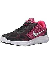 Nike Revolution 3 (GS) - Zapatillas para niña, multicolor