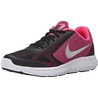 Nike Revolution 3 (GS), Zapatillas de Running para Niñas