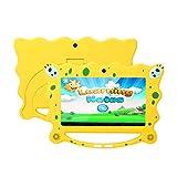 Ainol 7C08 - 7 Zoll Android 7.1 Kids Tablet PC (1024 * 600 Pixel, 1GRAM + 8GROM, Dual Kamera, WiFi) (gelb)
