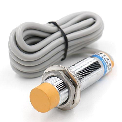 heschen Kapazitive Näherungsschalter Sensor Switch ljc18a3-b-j/EZ Detektor 1-10mm 90-250VAC 400mA Normalerweise offen (No) 2Draht (Co-detektor Ac)