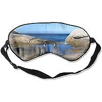 Weiche, bequeme Augenmaske, Cape-of-Good-Hope-3D-Schlafmaske mit verstellbarem Riemen für Frauen, Männer, Augen... preisvergleich bei billige-tabletten.eu