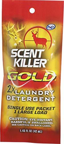 Duft Killer Gold Single Wäsche Waschmittel Verwenden, 1,43FL OZ -