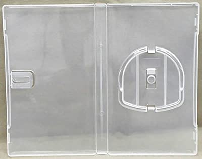 Scoobee PSP UMD case replacement - Clear (5 pack) from Scoobee
