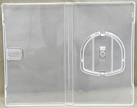 PACK OF 10 14MM DEEP CLEAR UMD GAME REPLACEMENT CLEAR CASES FOR SONY PSP