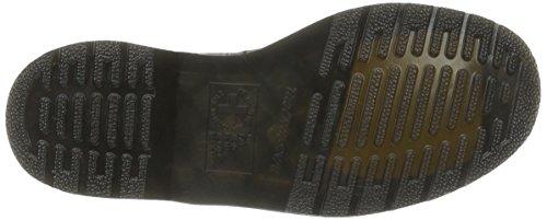 Dr. Martens 1460 Python Suede Grey, chaussures bateau femme Gris - Gris