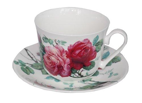 Roy Kirkham Jumbotasse English Rose