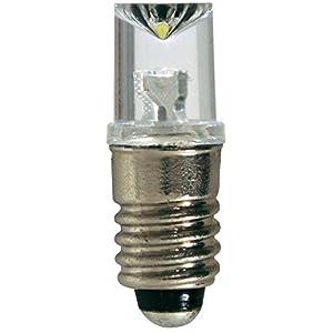 Viessmann 6019-Lámpara LED de Rosca con Capacidad, 5Unidades, Color Blanco