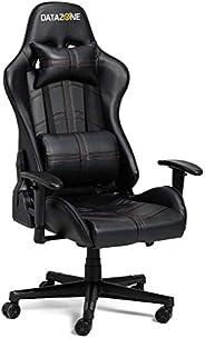 Datazone Gaming Ergonomic Chair, Black