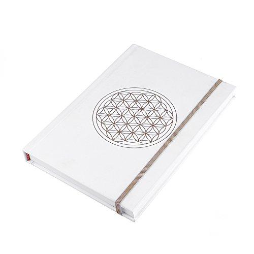 Flor de la Vida-Cuaderno DIN A5