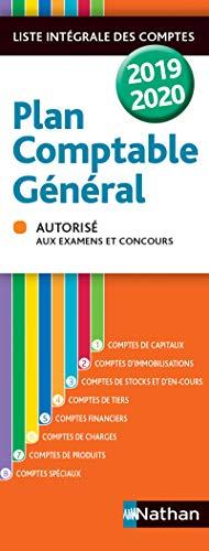 Plan comptable général - 2019/2020 par  Jean-Luc Siegwart