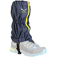 Salewa, Junior Gaiter, Ghette Junior, Bambino, Blu (Premium Navy), Taglia unica