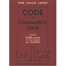 Code de commerce (1Cédérom)