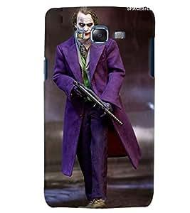 Citydreamz Joker/Ghost/Monster Hard Polycarbonate Designer Back Case Cover For Samsung Galaxy Grand 2 G7102