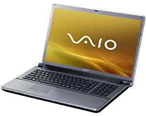 Sony Vaio -AW41JF 46,7 cm (18,4 Zoll) Notebook (Intel Core 2 Duo P7450 2,1GHz, 4GB RAM, 500GB HDD, nVidia G9600M GT, DVD, Win 7 HP)