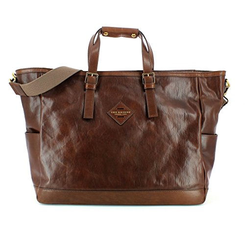 The Bridge Patch Luxe Weekender Tasche 45 cm