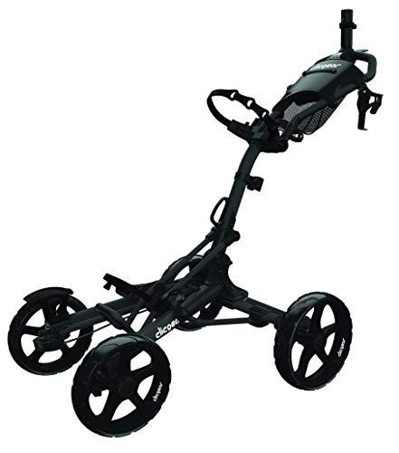Clicgear Chariot de Golf Mixte 8 + Noir Taille Unique