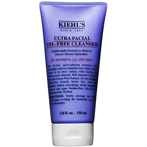 Kiehl da Ultra Facial Oil Free Cleanser – 150 ml/5oz