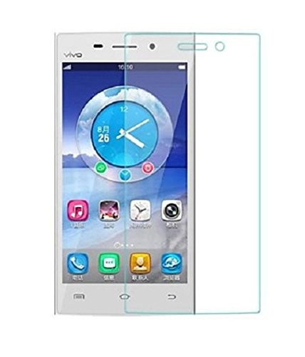 FELICITY Tempered Glass Screen Guard Screen Protector for Vivo Y22 - PACK OF 2-Pack of 2 Screen Guards, AND Free USB LED Light  available at amazon for Rs.299