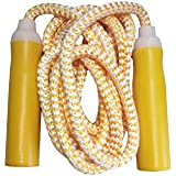 Simran Sports Cotton Rope Fitness Skipping Rope (A8)